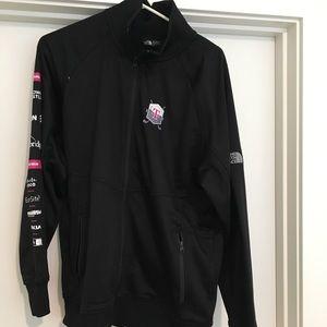 Men's black North Face jacket
